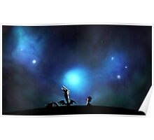 Nebulagazing Poster