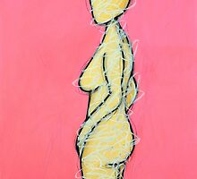 """""""Lady in Pink"""" by Sabina D'Antonio"""