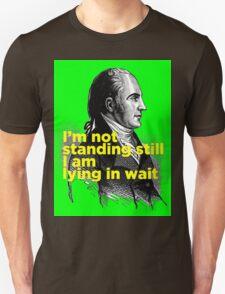 Aaron Burr - Hamilton T-Shirt