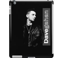 Dave Gahan 1990 iPad Case/Skin