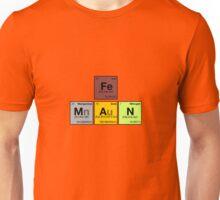 iron man - Periodic Elements Scramble! Unisex T-Shirt