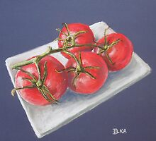 You say tomato, I say tomato... by Dianne  Ilka