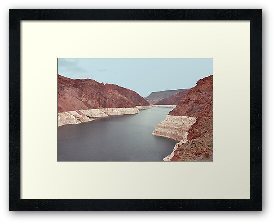 Hoover Dam by michal beer