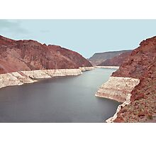 Hoover Dam Photographic Print