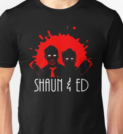 The Adventures of Shaun and Ed Unisex T-Shirt