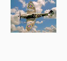 Spitfire LF.XVIe TD248/CR-S G-OXVI Banking Unisex T-Shirt
