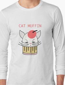 Cat Muffin Long Sleeve T-Shirt