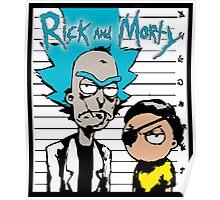 Rick Morty Poster