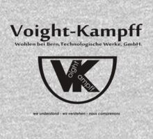 Voight Kampff - VK - Offworld Colonies One Piece - Short Sleeve