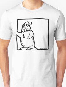 Penguin Black T-Shirt