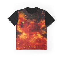 Redd's Day on the Moon Graphic T-Shirt