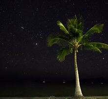 Jupiter over Cardwell by Teale Britstra