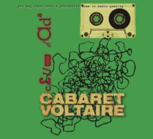 club dada - cabaret voltaire [tape spaghetti] by dennis william gaylor