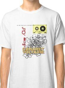 club dada - cabaret voltaire [tape spaghetti] Classic T-Shirt