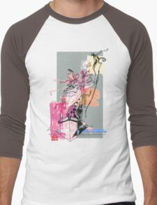 Nik the Fury Men's Baseball ¾ T-Shirt