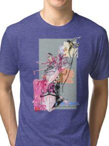 Nik the Fury Tri-blend T-Shirt