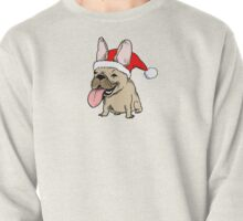 Frenchie Clause French Bulldog Pullover