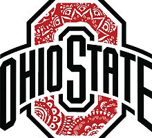 Ohio State Doodle by embati