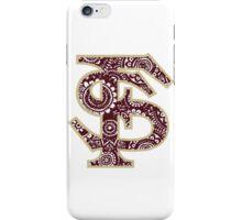 FSU Doodle iPhone Case/Skin