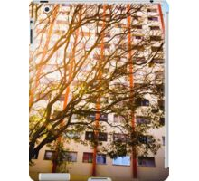 The tree and the building [ iPad / iPod / iPhone Case ] iPad Case/Skin