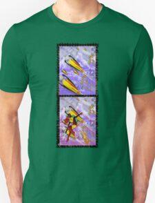 space ship invasion - jetpack squadron T-Shirt