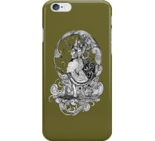 Sir Lathyrus Odoratus iPhone Case/Skin