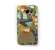 Monkeys Coque et skin Samsung Galaxy