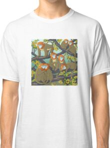 Monkeys Classic T-Shirt
