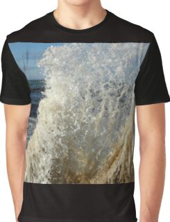 High Tide At Penguin, Tasmania, Australia. Graphic T-Shirt