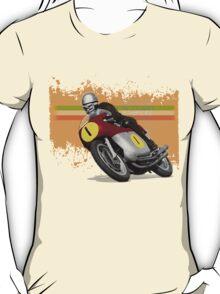 cafe racer mv agusta one T-Shirt