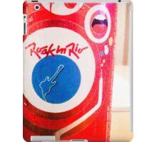 Coca-Cola - Rock in Rio [ iPad / iPod / iPhone Case ] iPad Case/Skin