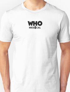 Who Medical T-Shirt