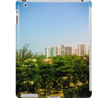 Trees and Pollution [ iPad / iPod / iPhone Case ] iPad Case/Skin