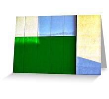 kind of abstract.. Greeting Card