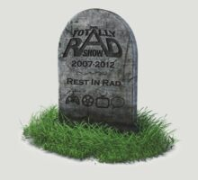 Rest In Rad by Jay Williams