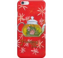 Flowing tea iPhone Case/Skin