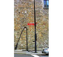Boulevard Saint-Laurent, Montreal Photographic Print