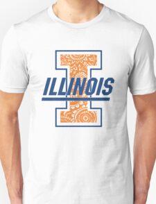 Illini Doodle Unisex T-Shirt