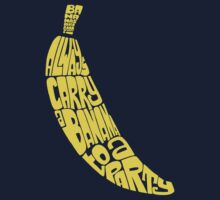 Bananas are good! by GiuSiL