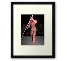 The Ferryman7 - By Chris Henley Framed Print