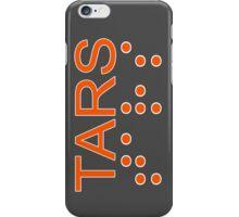 TARS Logo iPhone Case/Skin