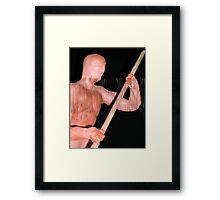 The Ferryman12 - By Chris Henley Framed Print