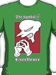 The Symbol of Excellence T-Shirt