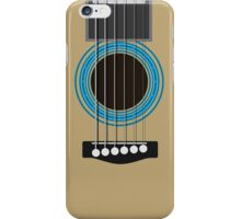 Novelty Guitar iPhone Case/Skin