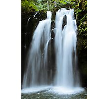 Water by Fall Photographic Print