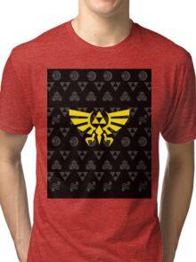 Zelda mix Tri-blend T-Shirt