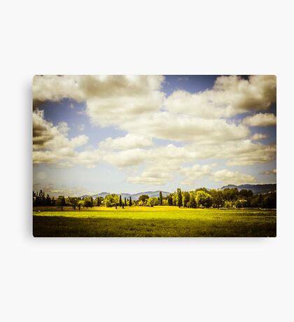 HDR Oregon Canvas Print