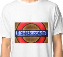 underground  Classic T-Shirt