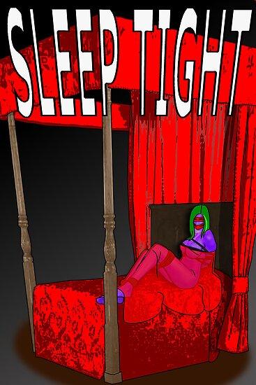 sleep tight by IanByfordArt