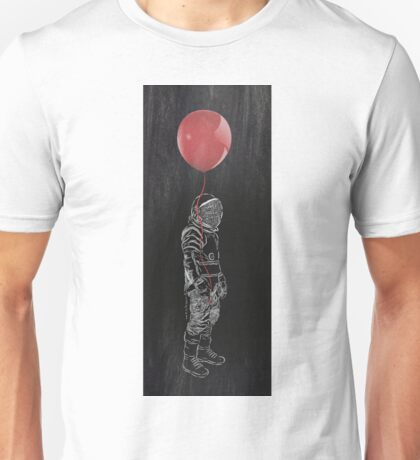 Balloon Astronaut T-Shirt